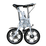 X-Form Entwurfs-Aluminiumlegierung-faltbares Fahrrad