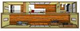 40FTの拡張可能モジュラープレハブの容器の家