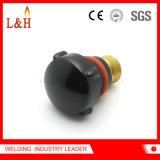 57y04 unterstützen Schutzkappen-kurze Größe für TIG-Schweißens-Fackel