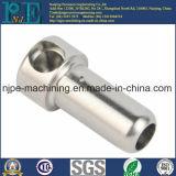 Feito no CNC do costume de China que faz à máquina a parte galvanizada