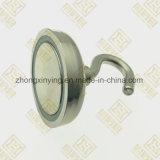 D75mm de Haak van de Magneet van het Neodymium voor Holding