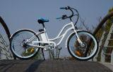 2017 성인을%s 최신 인기 상품 여자 바닷가 함 36V 250W 전기 자전거