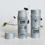botella plástica del tamiz del polvo 100ml para el empaquetado de la fibra del pelo (PPC-PB-1704)