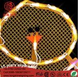 220V het Licht van de waterdichte Veranderlijke LEIDENE Kabel van het Motief voor Paasei