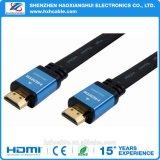 Câble à grande vitesse bon marché des prix 1080P HDMI avec l'Ethernet pour la TV