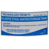Druckbehälter des Wasser-3.2g für Wasser-Filter