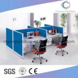 밑바닥 가격 나무로 되는 가구 사무실 테이블 워크 스테이션