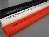 Leadjet 1-4 lignes machine d'impression de pipe de PVC de jet d'encre de Cij