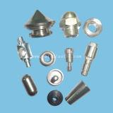 Piezas dadas vuelta precisión de aluminio de la alta calidad