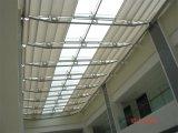 Tela da proteção solar para cortinas de rolo e os estoques conservados em estoque de matéria têxtil da tela