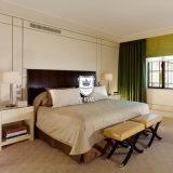 Jogo de quarto moderno de Turquia da mobília do Rosewood do hotel