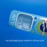 電話ヘッドセットの製品のためのCustommizedの透過プラスチック皿
