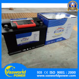 12V che avvia la batteria automatica DIN75mf di prezzi accumulatore per di automobile di Mf