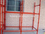 Andamio de acero pintado INMERSIÓN de Cuplock de la construcción del OEM del precio de fábrica para la venta