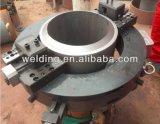 Machine montée extérieure de tailler et de découpage de pipe pour chanfreiner de pipe en acier
