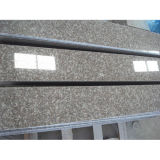 Davanzale grigio-chiaro Polished della lastra/finestra del davanzale della pietra del granito