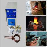 Máquina de calefacción rápida de inducción de la soldadura para cubrir con bronce de cobre
