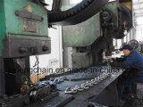 L'usine de la Chine a soudé la chaîne de levage galvanisée