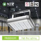 2017 indicatore luminoso di cinque anni della baia della garanzia 100W LED di vendita calda alto