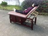 Tabella stazionaria di legno di massaggio con il Governo Sm-005