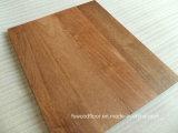 Revestimento inacabado da madeira contínua de Merbau