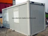 가벼운 강철 콘테이너 집 조립식 콘테이너 집 ISO 콘테이너