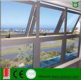 유럽 기준 알루미늄 Windows와 문|Siegenia 기계설비를 가진 싼 이중 유리를 끼우는 차일 Windows