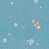 Het hete Broodje van de Bevloering van pvc van de Vloer van de Verkoop Kleurrijke Antislip Niet-toxische Vinyl voor de School van de Kleuterschool Hh88