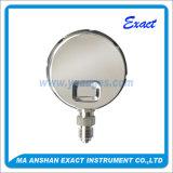 Calibre da Manómetro-Pressão do Calibrar-Vácuo da pressão do aço inoxidável