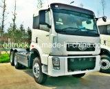 6X4 de Zware Vrachtwagen van de Vrachtwagen van de Tractor van de vrachtwagen van de primaire krachtbron