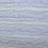 30d Horizonal 줄무늬에 의하여 관통된 나일론 레이온은 복장 의복을%s 직물을 혼합한다