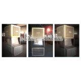 Refrigerador de aire evaporativo del acondicionador de aire industrial para el taller