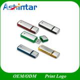 Movimentação plástica do flash do USB de Thumbdrive da movimentação do flash do USB