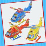 Het Speelgoed van de Helikopter van nieuwe Producten met Suikergoed