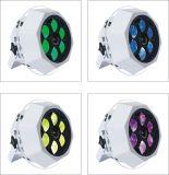 2017 Six Bee LED Display UFO Effect Light