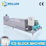 Máquina comercial aprovada do bloco de gelo do CE de 6 toneladas/dia