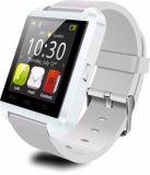 2016 Slim Horloge Bluetooth met de Batterij Smartwatch van de Hoogtemeter 160mAh van de Pedometer