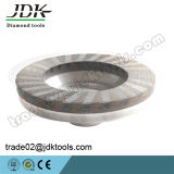 Молоть диаманта D100*M14/полируя/истирательное колесо чашки для гранита