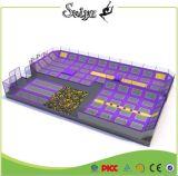 Zona del cielo della fabbrica della Cina che salta l'arena dell'interno del trampolino da vendere