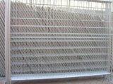 Cerco provisório da cerca removível provisória da cerca