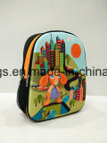 New Design Wholesale Cute Butterfly Girl Child School Bag