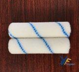 Ролик краски голубой нашивки Fy 4 '' Nylon миниый
