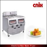 Sartén industrial de fritura eléctrica del aire de la máquina de Cnix Ofe-322