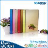 Guangzhou Fabricage Lasersnijden CNC Dienst van de Gravure Olsoon Acryl Mirror Sheet