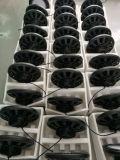 Éclairage commercial sec du système de boîtier de radiateur DEL