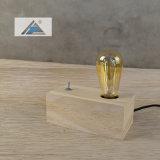 필라멘트 작풍 (C5007340P)를 가진 소나무 테이블 램프