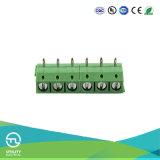 Cables connecteur électriques de TB de carte de lancement de la fabrication 5.0mm d'Utl