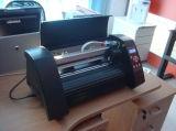 Vinilo de la alta calidad 420m m Digitaces/etiqueta engomada/trazador de gráficos de papel del corte