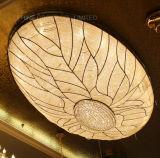Iluminación cristalina del techo lujoso para el chalet o el restaurante