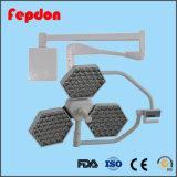移動式LEDの電算室外科Shadowlessランプ(SY02-LED3S)